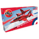 Airfix RAF Red Arrows Hawk (Scale 1:72)