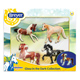 Breyer Stablemates Glow in the Dark Collection