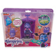 Disney Junior Vampirina Glowtastic Friends Set…