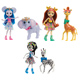 Enchantimals Doll & Large Animal ZELENA ZEBRA…