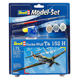 Revell Focke Wulf Ta 152 H MODEL SET (Scale 1:72)