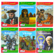 Ladybird Read It Yourself Series (Set of 6 Books)