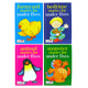 Ladybird Under Fives Series (Set of 4 Books)
