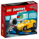 Lego Juniors Disney Cars 3 Cruz Ramirez Race…