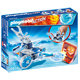Playmobil Action Frosty with Disc Shooter