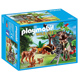 Playmobil Wild Life Lynx Family with Cameraman