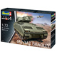 Revell M2/M3 Bradley (Level 4) (Scale 1:72)
