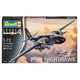 Revell P-70 Nighthawk (Level 4) (Scale 1:72)