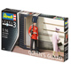 Revell Queens Guard (Level 3) (Scale 1:16)
