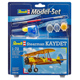 Revell Stearman Kaydet Model Set with Paints &…