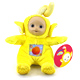 Tomy Teletubbies Mini Plush with Clip Laa Laa