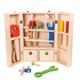 Tooky Toy Wooden Carpenter Set