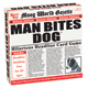 University Games Man Bites Dog Board Game